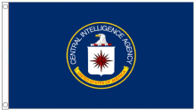 United States of America USA Central Intelligence Agency CIA 5'x3' (150cm x 90cm) Flag